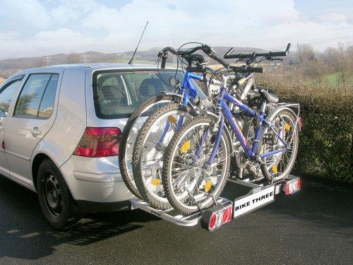 eufab bike three test fahrradtr ger mit radstopper. Black Bedroom Furniture Sets. Home Design Ideas